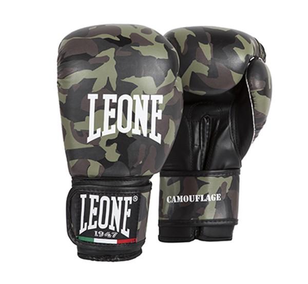 guantoni boxe leone camouflage